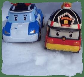Робокар Поли - игрушки