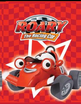 Рори гоночная машинка все серии подряд