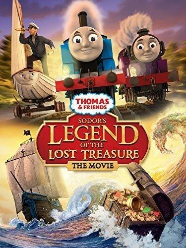 Thomas e Seus Amigos – A Lenda do Tesouro Perdido O Filme Dublado