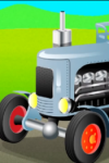 Про трактор, грузовик, самосвал, экскаватор