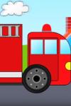 Мультфильм-конструктор – Пожарная машина