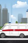 Пазл – пожарная машина, скорая помощь, полицейская